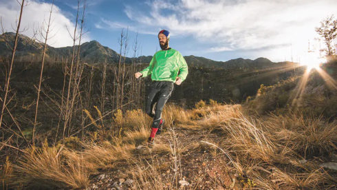 The Plaat Marloth Nature Reserve Trail Running Swellendam Runner Man