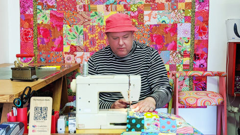 Patchwork Studio Richard Fabric Sewing Swellendam Shop Seamster Shop 01